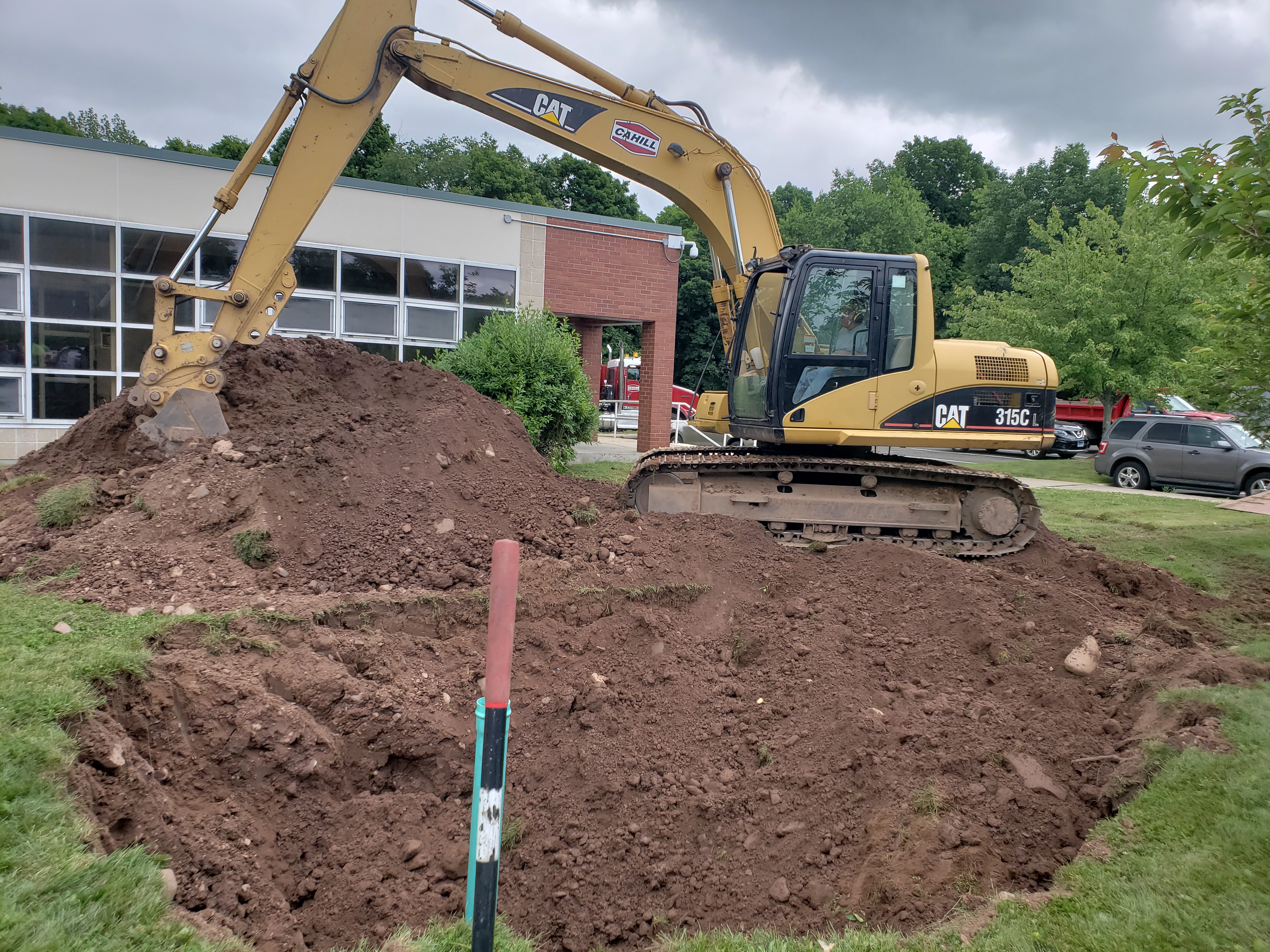 Project Gallery Vincent Cahill Amp Sons Excavating